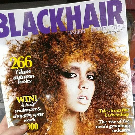 Blackhair