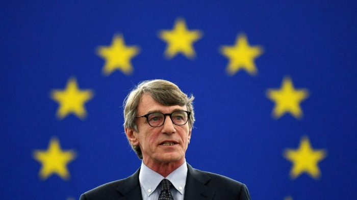 Le Président du PE exige des autorités italiennes d'autoriser le débarquement immédiat des migrants du navire de l'Open Arms