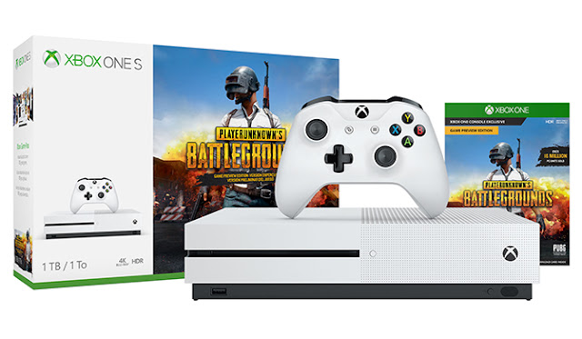 PUBG now free on Xbox with PS4 version