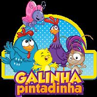 Galinha Pintadinha Vetor png