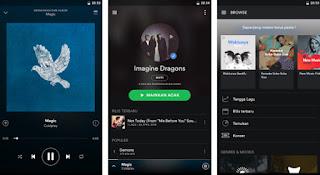 spotify music premium mod apk
