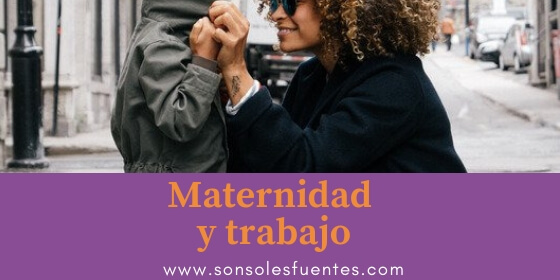 entrevista a Sonsoles Fuentes sobre las madres trabajadoras y el complejo de culpa (revista Saber Vivir)