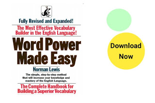 Word Power Made Easy Full  Book Download PDF