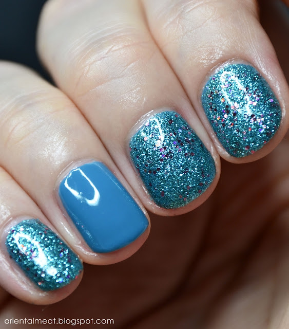 Essence-Groovy & Orly-Steal the spotlight