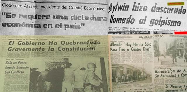 Lo que nadie dice: así de miserable era Chile bajo el gobierno de Allende por Vanesa Vallejo