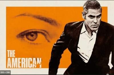 The American 2010 Hindi English Dual Audio Full Movie 480p