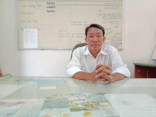 Ông Lê Trần Phú Đức