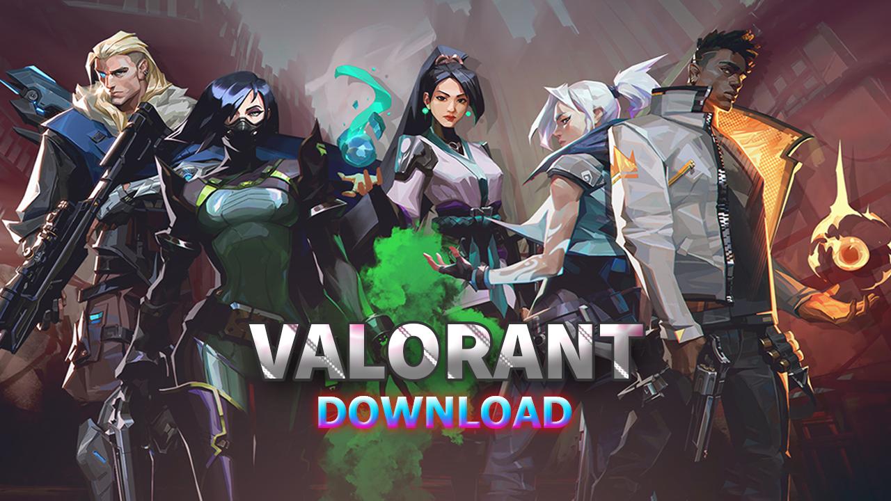 تحميل لعبة فالورانت Valorant مجانا و طريقة التشغيل