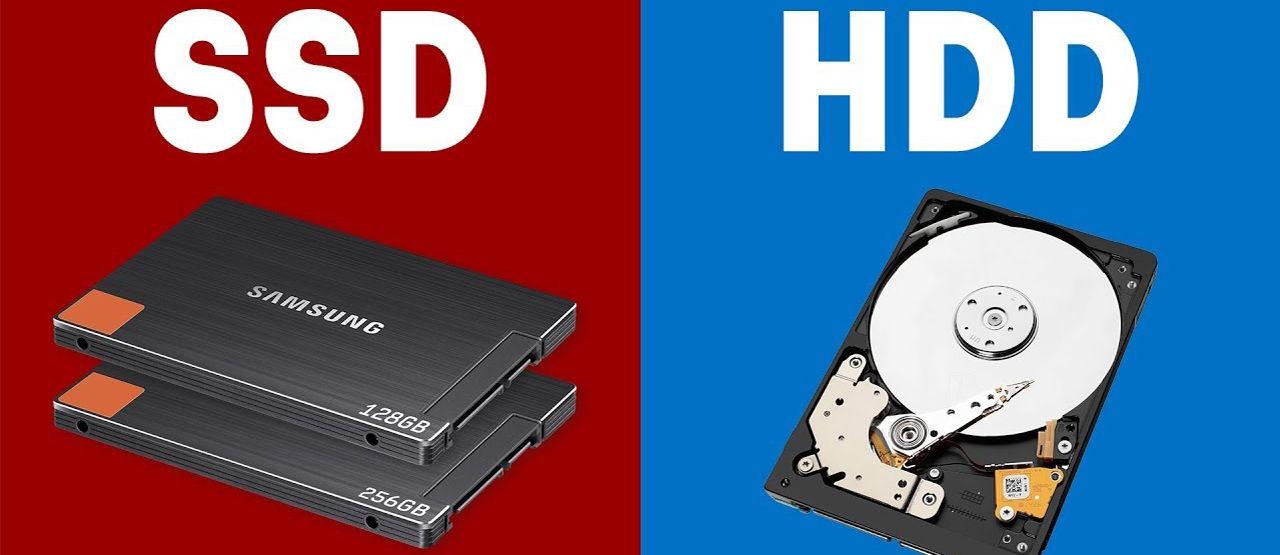 5 Kelebihan SSD Dibandingkan HDD