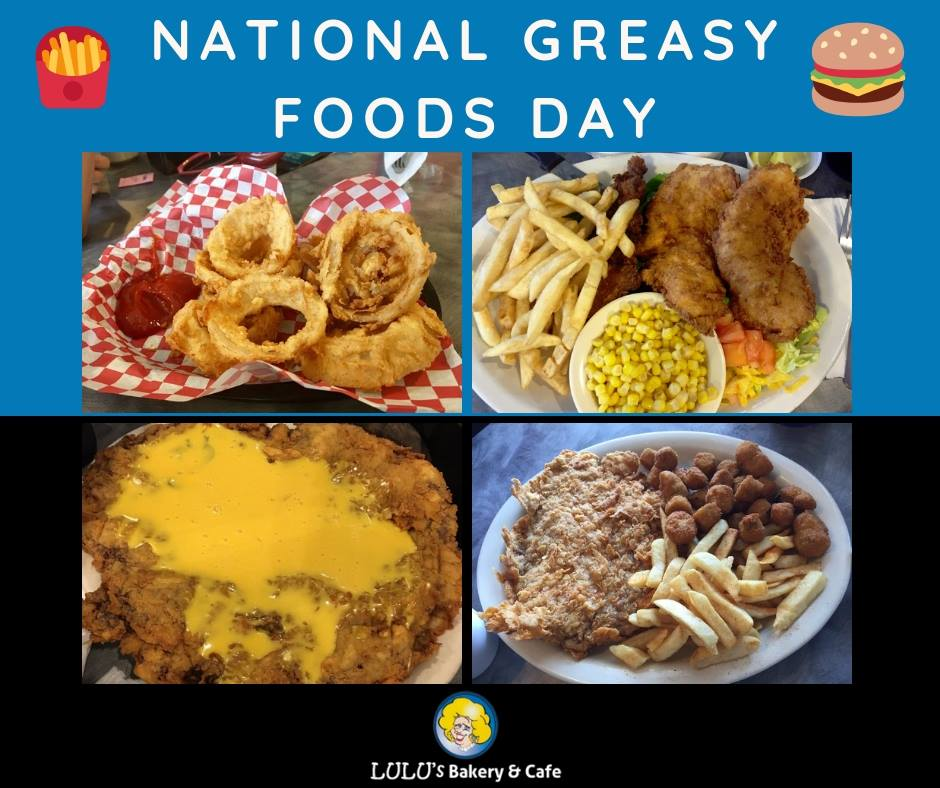 National Greasy Foods Day Wishes for Whatsapp