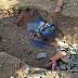 Filho encontra corpo da mãe em vala nos fundos de casa no norte do Piauí