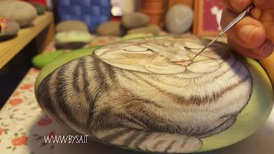 Come dipingere un gatto