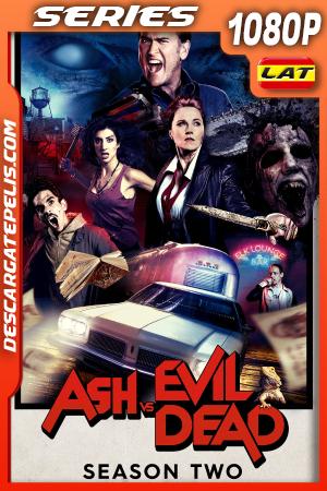Ash vs Evil Dead (2016) Temporada 2 1080P WEB-DL Latino – Ingles