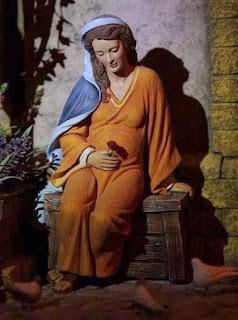 Virgen embarazada