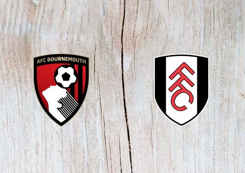 Bournemouth vs Fulham - Highlights 20 April 2019