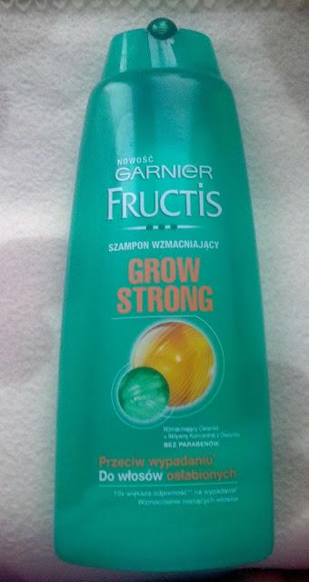 Garnier, Fructis, Grow Strong - szampon.