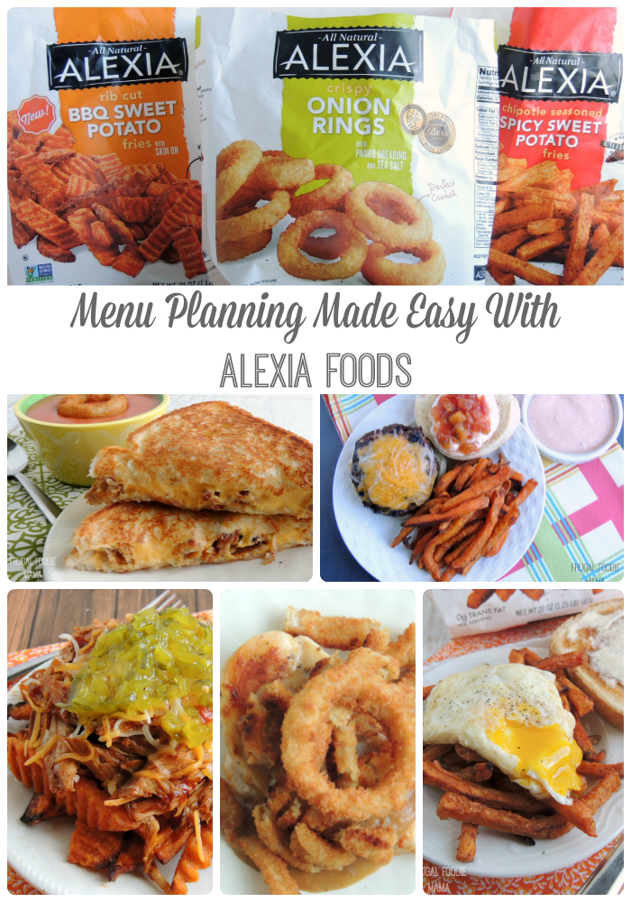 Meal Planning Made Easy With Alexia Foods- 5 tasty & convenient weeknight dinner ideas! #sp