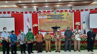 Gubernur Papua Barat Dipuji Atas Perannya Jaga Harmoni dan Toleransi