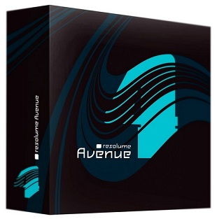 Resolume Avenue 4.6.2 poster box cover