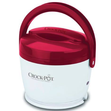 MINI CROCKPOT...for on-the-go Lunches! This is great for work!