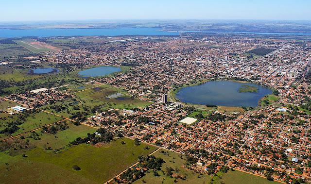 Três Lagoas MS é a décima sexta maior cidade do Centro Oeste em 2016