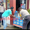 Kapolsek Polut, Terapkan Protokol Kesehatan Kanit Provost Polsek Polut Awasi Personil