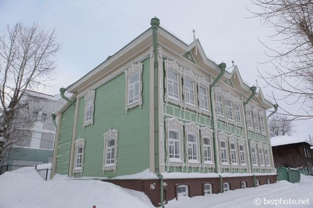 томск улица пушкина