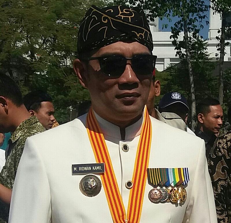 Gubernur Ridwan Kamil Keynote Speaker Seminar PWI Jabar