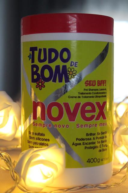 NOVEX TUDO DE BOM || Review