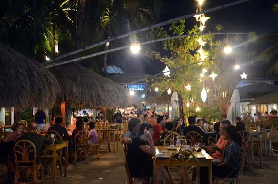 kinabuchs grill and bar puerto princesa