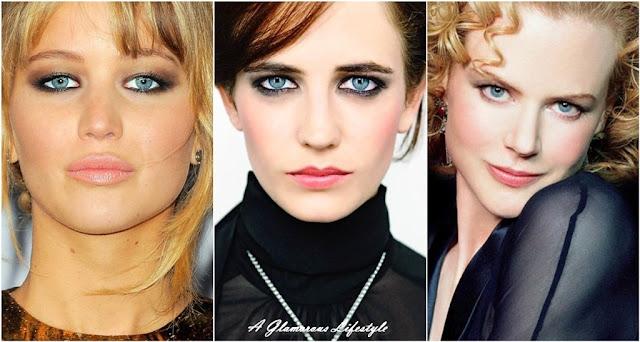 make-up occhi palpebre cadenti