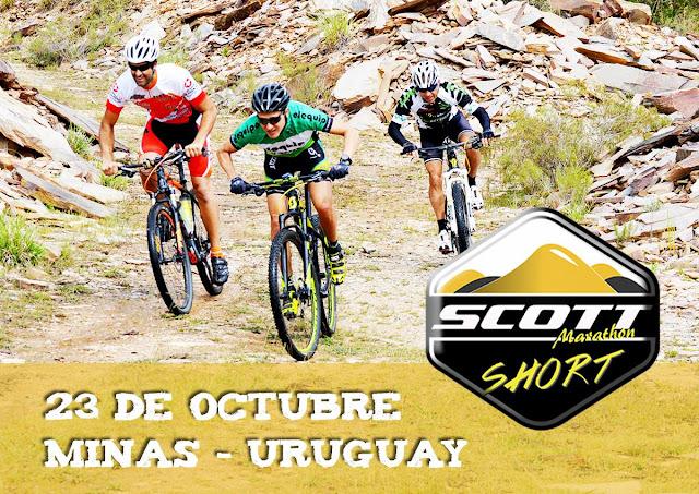 Scott Marathon MTB SHORT (Minas - Lavalleja, 23/oct/2016)