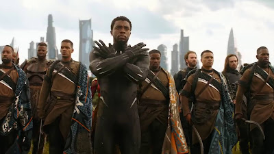 Avengers Infinity War Movie 2018 Chadwick Boseman HD Images Download