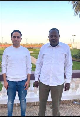 """موفد آل الشيخ تركي يكشف لرئيس الهلال السوباط آخر تطورات """"خطة التطوير"""""""