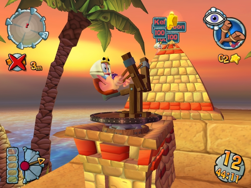 Worms Forts Under Siege Pc Full