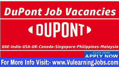 DuPont Career & Jobs 2019 In Worldwide
