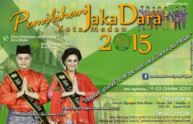 Pemilihan Jaka Dara Kota Medan 2015