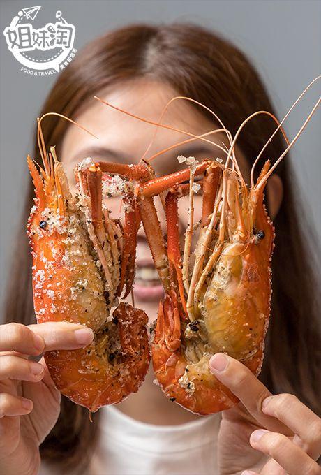 高雄 美食 泰國蝦 段泰國蝦 零售 批發 團購 合購 教學 煮法 活蝦 冷凍 宅配 推薦