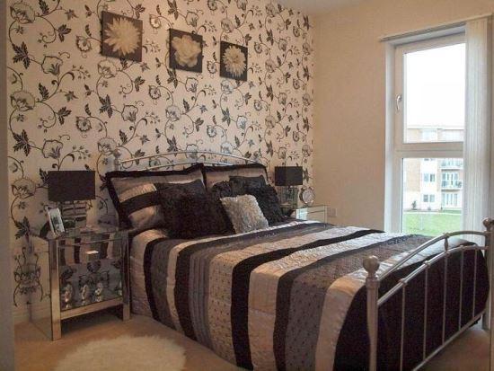 Wallpaper Kamar Tidur untuk kamar orang tua