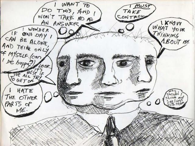 gangguan paranoia