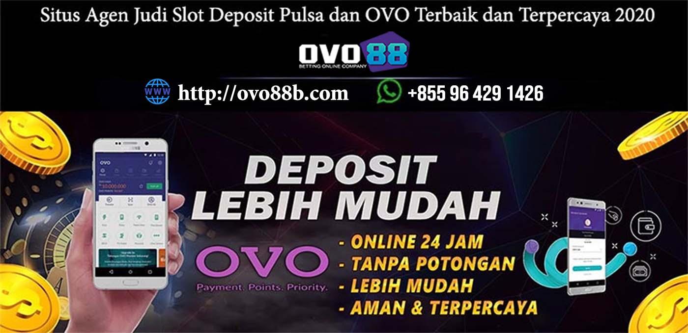 Slot Online Slot Deposit Pulsa Ovo88