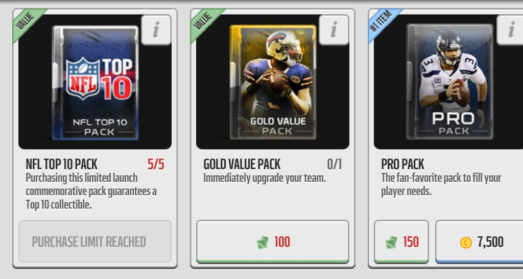 coin up quicksell madden