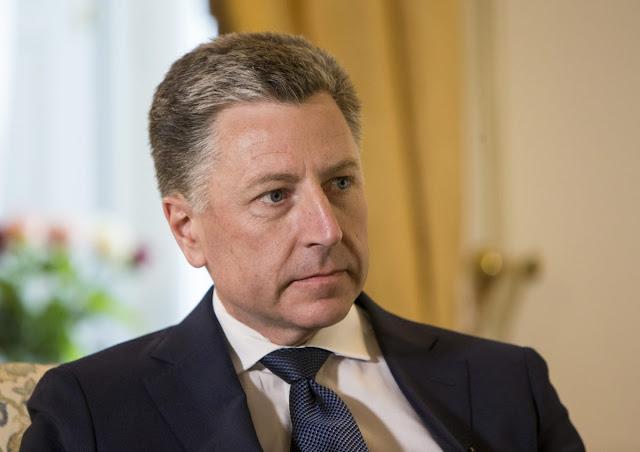 Волкер раскритиковал предложения Кремля по миротворцам