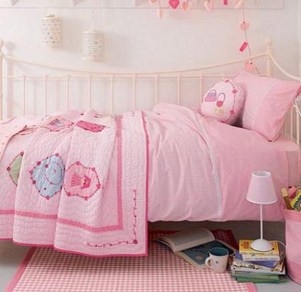 Pink Bedrooms Ideas 3