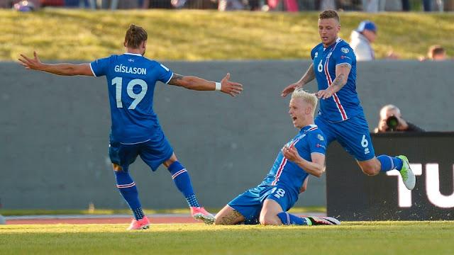 Islandia 1-0 Croacia rumbo a Rusia 2018