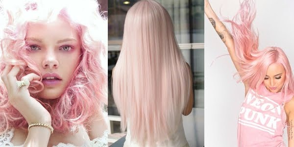 Sweet Pink Hairstyles! - The HairCut Web
