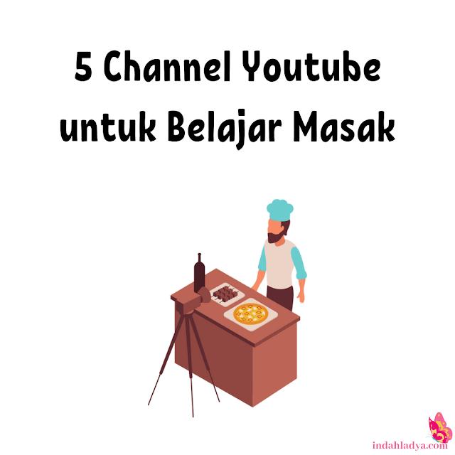 Channel Youtube Belajar Masak