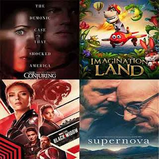 Vizyona Giren Filmler 9 Temmuz 2021