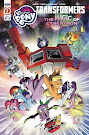 My Little Pony The Magic of Cybertron #1 Comic Cover Retailer Incentive - A Variant