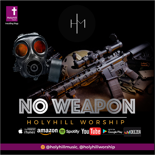 Holyhill Worship - No Weapon (Live) Mp3